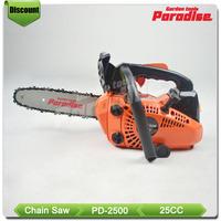 Hot Sale Tree Pruner Pruning 25CC 25.4CC Gasoline Chainsaw