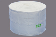 Free sample supplier nail pad dispenser cosmetics cotton pad dispenser