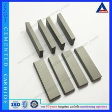 tungsten carbide flat strip for tyre cutting