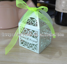 wedding and event decorations and supplies! colorful party favors , laser cut filigree favor boxes from Mery Crafts
