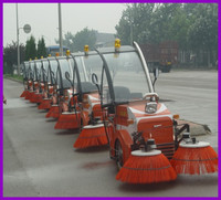 hot selling road sweeper sanitation cleaning brush