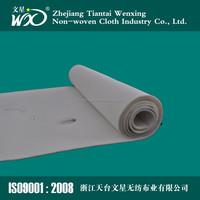 Waterproof dust collector filter felt cloth