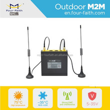 F3427 Dual SIM Industrial M2M Modem/ VPN Router for 3G UMTS/HSPA/EDGE Networks V