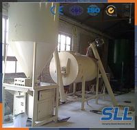 SINCOLA high efficiency dry mortar packing machine Made in China