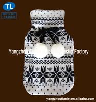 Hand warmer hot water bottle bag Large 1500ml