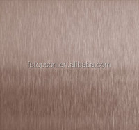 anti-fingerprint 304 colored decorative stainless steel sheet price per kg/ ton