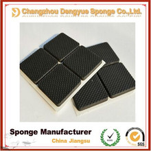 2015 hot sale self-adhesive embossing EVA rubber pad for artware and appliance