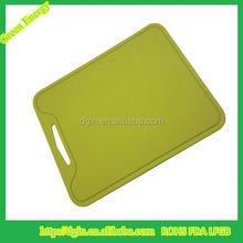 Hot sale High quality flexible cut blocks/silicone chopping board