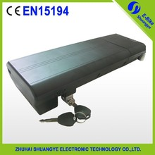 china portable lithium rechargable 48v electric bicycle battery,SY-BAT-107
