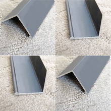 Beijing manufacturer wholesales powder coated Cross-type Frame profiles Aluminum Alloy
