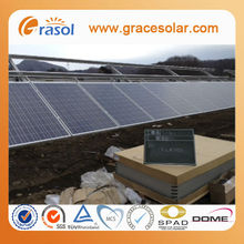 solar power plant 250kw, solar panel mounted 300kw, large-scale solar ground plant 350kw