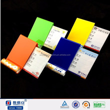 2015 Colorful YGL funny acrylic mobile phone display stand with multiple choices