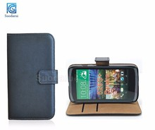 For HTC Desire 526G+ Book stand wallet flip leather case