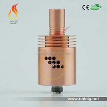rebuildable dripper atomizer mutation x copper on hot selling
