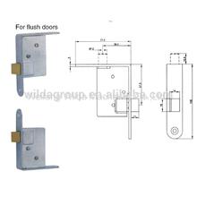 Multifunctional window lock for wholesales