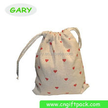 new products 2015 jute bag with zipper