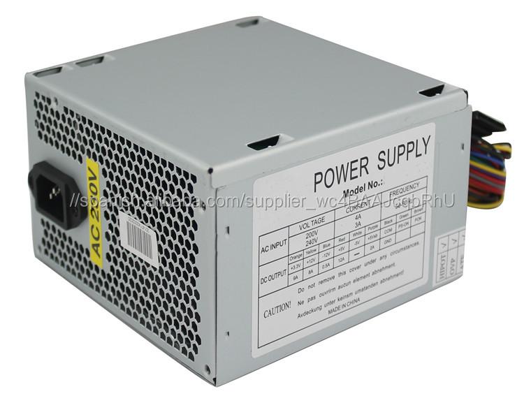 230 W fabricante al por mayor ordenador PC Gaming PSU ATX power supply