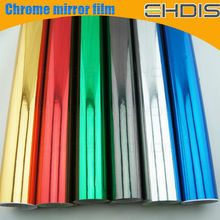 Self adhesive hot sale old chrome vinyl