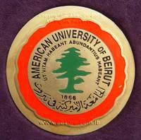 American University of Beirut Medal