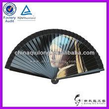 famous brand Spanish wooden handicraft fan