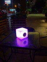 Good Quality Compatible Micro SD/TF MINI vatop bluetooth speaker with led light