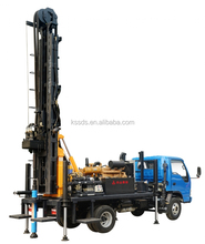 Kaishan KW20 on-board cheap water drilling rig