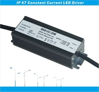 900mA , 16W-100W for Choice , Waterproof Constant Current Power Supply for LED , 20W 50W 60W 65W 95W LED Driver