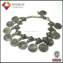 New design vintage coin bracelet, bracelet jewelry