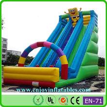Slide the City 1000 ft slip n slide inflatable slide for adult