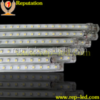 Transparent led rigid strip(easy to connect each other),CE rigid LED bar