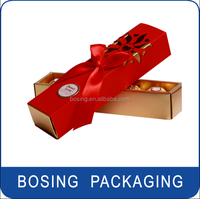 Christmas candy packaging box