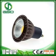 osram cob led gu10 7w spotlight 220v products 2015