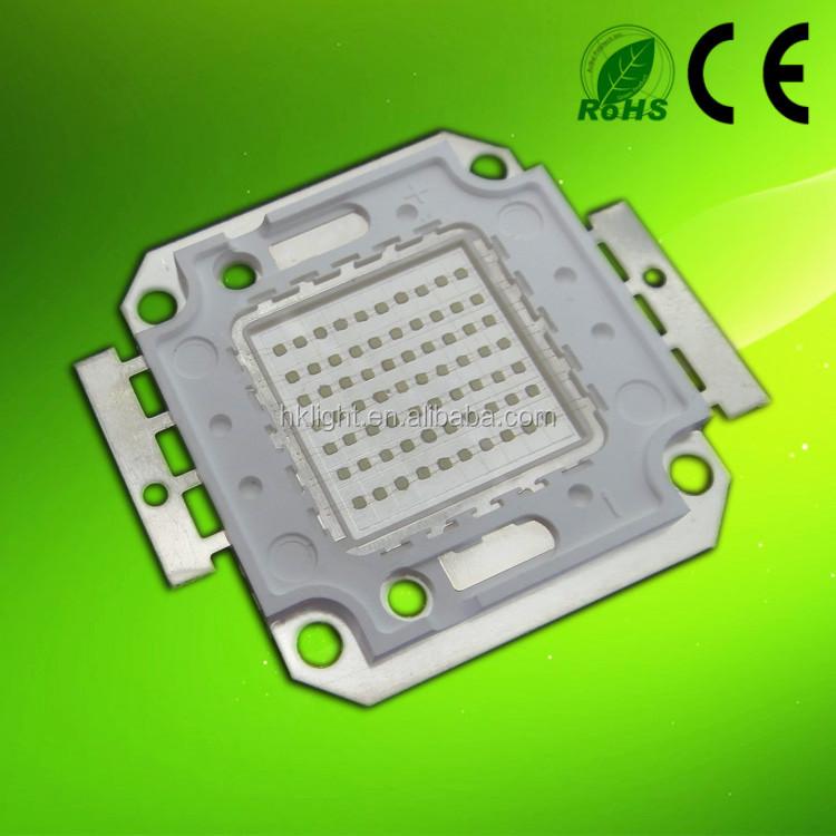 Top Quality High Radiation Power Chip 70w UV LED 365nm 375nm 385nm 395nm 405nm 415nm 435nm 445nm