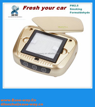 Hot sell P-2000 5 million negative ions HEPA car air purifier
