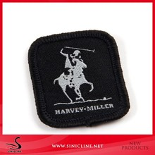 Factory high quality woven label,hang tag,woven patches custom image