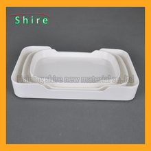 Bottom price antique cheap melamine design tray with decal