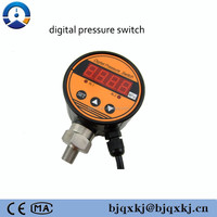 Intelligent pressure controller,24V air pressure control switch with LED display