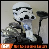 NEW STAR WARS STORMTROOPER 460cc Golf Driver Large Headcover Head Cover