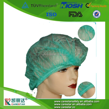 Hot sell nonwoven disposable nurse / painter/ mob cap