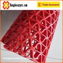Trade assurance fashion designed pvc s floor mat for swimming pool