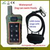 1200Meter Lcd display Multi-dog training system waterproof Electric dog collar china