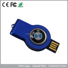 Free Design! mercede Car key USB flash drive with logo branded