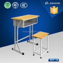 Cast iron table and chair made in China