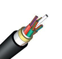 all dielectric self supporting adss optical cable