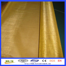 Anping Non Magnetic Brass and Phosphor Bronze Wire Mesh/Wire Cloth