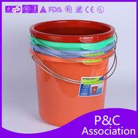 Wholesale plastic products plastic bucket