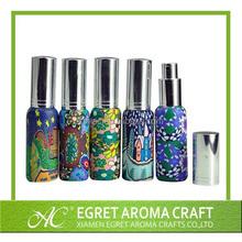 2015 Natural nice design spray type mini bottle for perfume for travel carry perfume bottle spray
