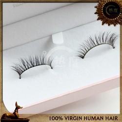 Wholesale False EyeLash Makeup Handmade hair Natural Fashion False Eyelashes Soft Long Eye Lash Cosmetic Free shipping