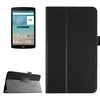 Trade assurance supplier flip leather case cover for LG G Pad F 8.0 Case