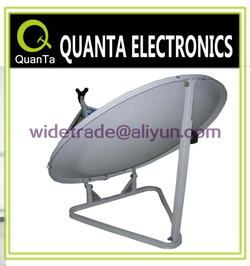 How To Install A C Band Satellite Dish - Buy How To Install A C ...